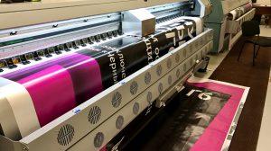 печать тиража по СЗФО для клиента ТЕЛЕ2