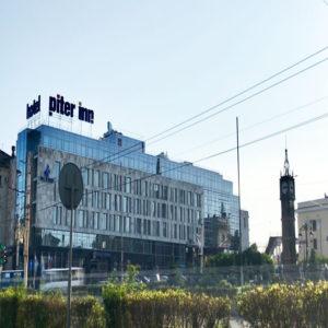 Piter Inn - наружная реклама в Петрозаводске