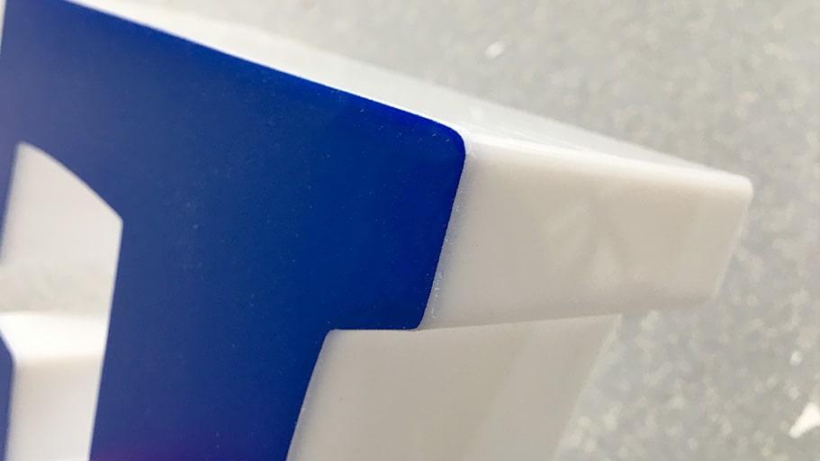 Новая технология сборки объемных букв для вывесок