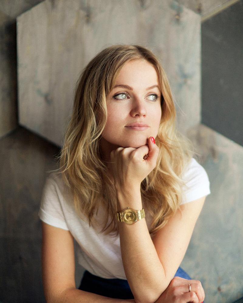 Наталья Ладвинская, Владелица «Пана Тюльпана» 28 лет